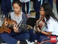 Manfaat Bermain Alat Musik bagi Otak