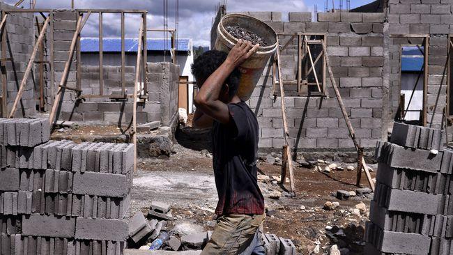 Kementerian PUPR mencatat program Sejuta Rumah pada kuartal I 2021 telah mencapai 164.071 unit rumah.