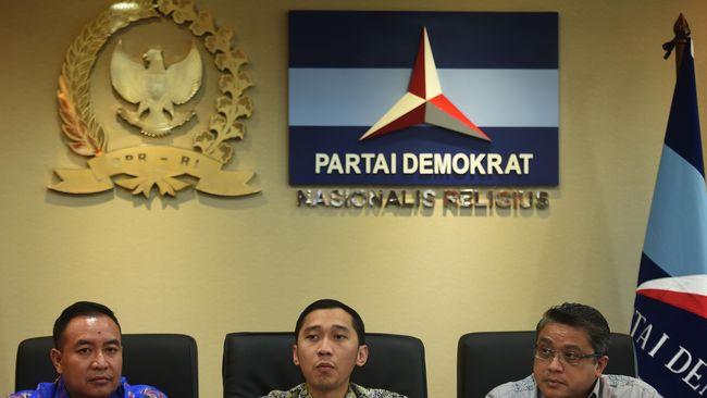 Meski ada klaim kesulitan koalisi di tingkat pusat, PDIP dan Demokrat di tiga daerah tetap bekerja sama dalam pilkada.