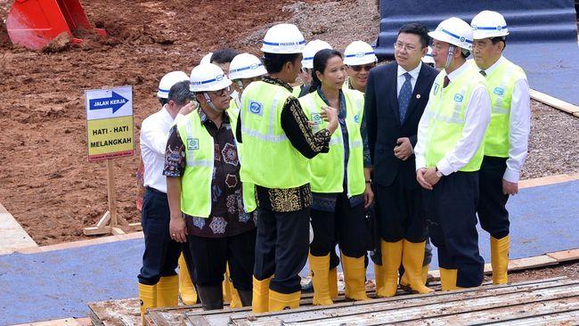 Sebanyak 408 rumah dinas untuk Trikora TNI AU di kawasan Dwikora Lanud Halim Perdanakusuma rampung dibangun. Rumah itu pengganti lahan proyek kereta cepat.