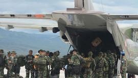 Prajurit TNI di Heli yang Jatuh sedang Buru Teroris Santoso