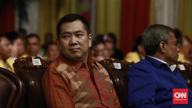 Hary Tanoe Digugat Rp233 Miliar di PN Jaksel