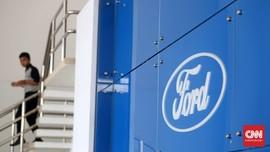 Presiden Brasil Geram Ford Tutup 3 Pabrik