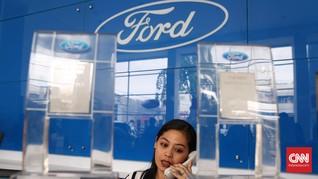 Ford Tersingkir dari Indonesia Lantaran 'Setengah Hati'