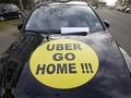 Sopir Taksi Argentina Blokir Jalan Protes Uber