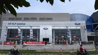 31 Diler Keluhkan Layanan Purnajual Usai Ford Gulung Tikar