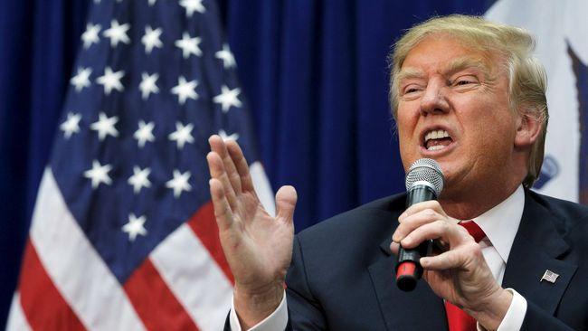 Presiden AS, Donald Trump, menyatakan terus memantau perkembangan situasi perselisihan dengan Iran.