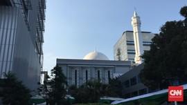 Masjid Balkot DKI Jakarta Gelar Salat Jumat Dua Gelombang