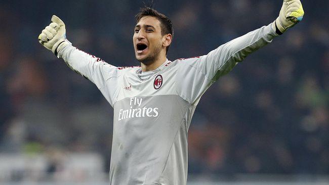 Julukan Baru Donnarumma di AC Milan: Dollarumma
