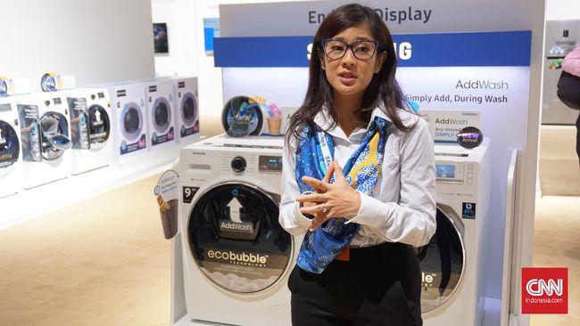 Pemilik mesin cuci Samsung di Texas, Georgia, dan Indiana melayangkan tuntutan hukum terhadap Samsung akibat mesin cuci yang sedang digunakan meledak.