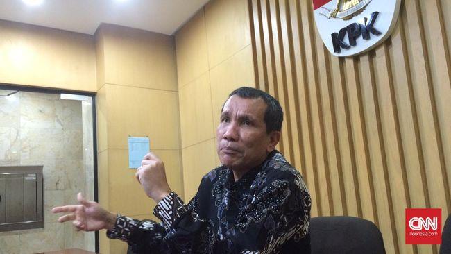 Deputi Pencegahan KPK, Pahala Nainggolan, mengatakan dari jumlah itu rata-rata daerah menganggarkan Rp40 miliar untuk gelaran Pilkada 2020.