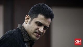 Mantan Bendum Demokrat M Nazaruddin Bebas Murni dari Penjara