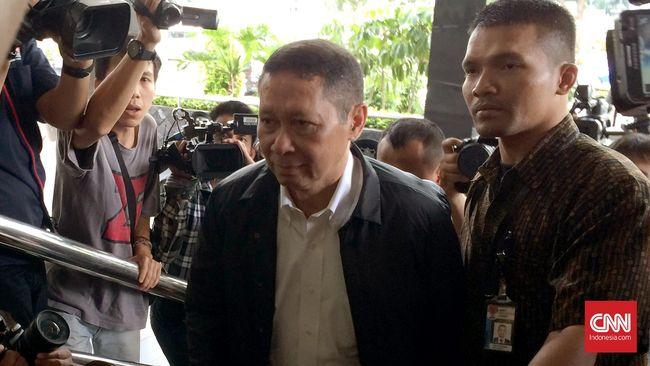 Hingga empat tahun kasus berjalan, KPK masih mengidentifikasi lebih rinci kerugian keuangan negara yang diakibatkan dari rasuah pengadaan QCC di PT Pelindo II.