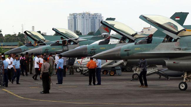 Lapangan Udara Roesmin Nurjadin, Riau siap mengerahkan segala kekuatan yang ada ke Natuna jika ada perintah dari Panglima TNI Marsekal Hadi Tjahjanto.