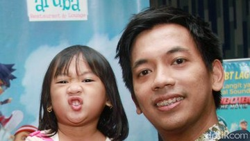 Cerita Rian D'Masiv Diprotes Anak karena Jarang Pulang