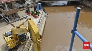 Jakarta Hujan, Pintu Air Manggarai dan Angke Hulu Siaga 3