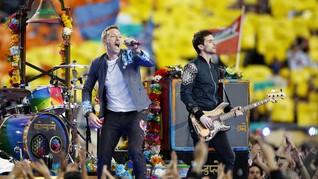 Tribute Manis Coldplay untuk Muhammad Ali dan Viola Beach