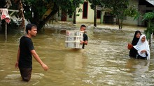 Banjir Terjang Dompu NTB Buntut Marak Penebangan Liar