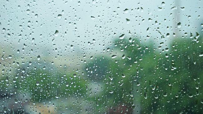 BMKG memberikan peringatan terkait potensi hujan disertai kilat/petir di wilayah Jaksel dan Jaktim pada siang hingga menjelang sore hari pada akhir pekan ini.