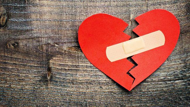 Patah Hati Bisah Ubah Irama Detak Jantung