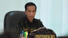 Jokowi Alihkan Tugas KEIN ke Kemenko Perekonomian