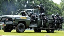Perpres TNI Ikut Tangani Terorisme Mulai Dibahas di DPR