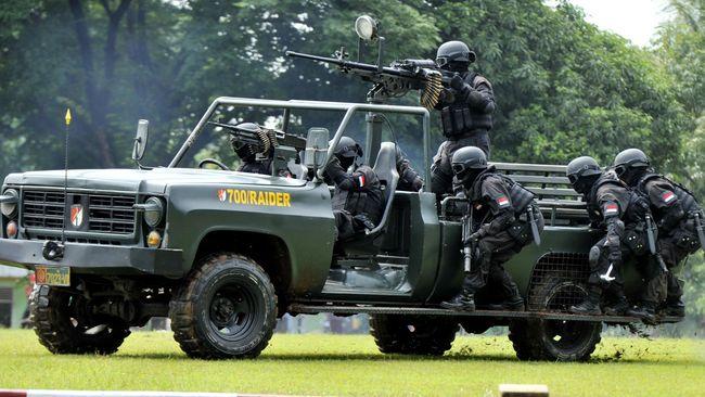 DPR RI bersama pemerintah mulai membahas Peraturan Presiden (Perpres) tentang Pelibatan TNI dalam Penanganan Terorisme.