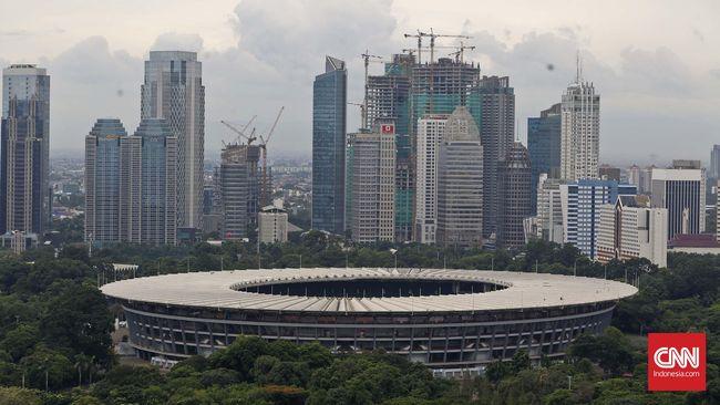 Pengelola kawasan Gelora Bung Karno mulai melakukan penutupan kawasan tersebut. Penutupan dilakukan dalam rangka persiapan Asian Games 2018.