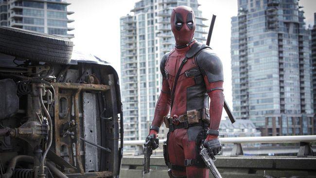 Deadpool disebut akan muncul dalam kredit 'Black Widow' sebagai 'jalan pembuka' masuk ke 'Avengers 5'.