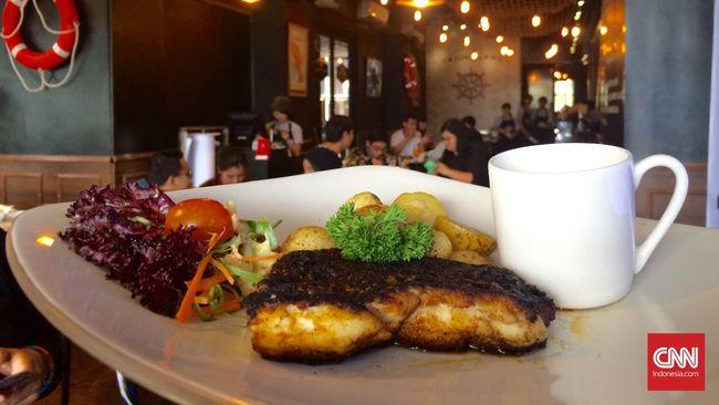 Sensasi seafood ala Louisiana memang menggoda lidah. Bukan cuma kepiting atau udang rebus saja, tapi sensasi ikan hitam dan gumbo Louisiana juga patut dicoba.