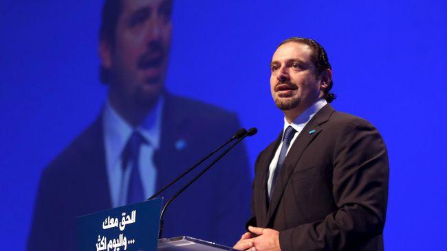 Kemenlu Saudi membantah tudingan yang menyebut negaranya menahan PM Libanon di Riyadh ketika mengumumkan pengunduran diri pada November lalu.