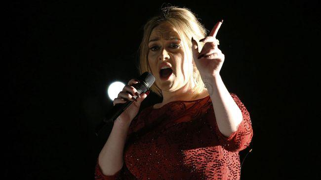 Adele akan Kembali Tampil di Malam Penghargaan Grammy