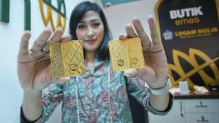 Harga Emas Antam Hari Ini 9 April, Melesat ke Rp931 Ribu