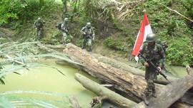 Kronologi Baku Tembak TNI-KKB di Papua Tewaskan Satu Anggota
