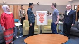 Ketika Jokowi <i>Blusukan</i> ke Markas Google dan Facebook