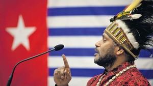 TNI Respons soal Benny Wenda Bentuk Pemerintahan Papua