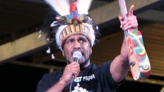 Benny Wenda Sebut Rasisme Nyalakan Api Ketidakadilan di Papua