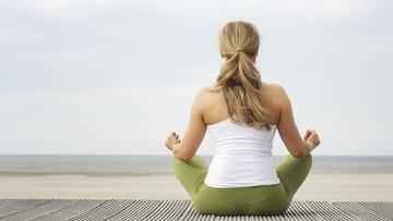 Bunda, Coba Redakan Stres dengan Meditasi
