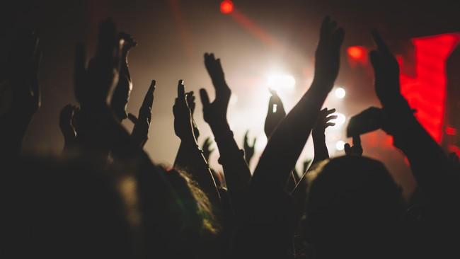 Covid-19 Minim, 20 Ribu Warga Selandia Baru Nikmati Konser