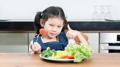 Tips Sederhana Menambah Nafsu Makan Anak
