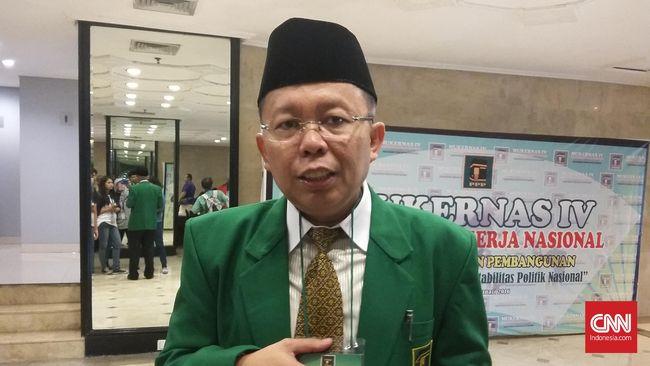 Sekjen PPP Arsul Sani mengatakan, Djan Faridz bisa mendukung Ahok-Djarot secara personal di Pilkada Jakarta. Namun dukungan itu tidak bisa mengatasnamakan PPP.