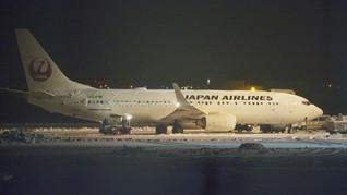 Gaji Bos Japan Airlines 'Disunat' Karena Pilot Ketahuan Mabuk