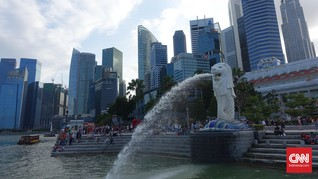 Langgar Aturan untuk Cegah Corona, Singapura Deportasi 12 WNA