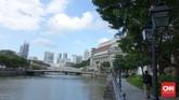 Lonjakan Kasus dan Cerita WNI soal Penanganan Covid Singapura