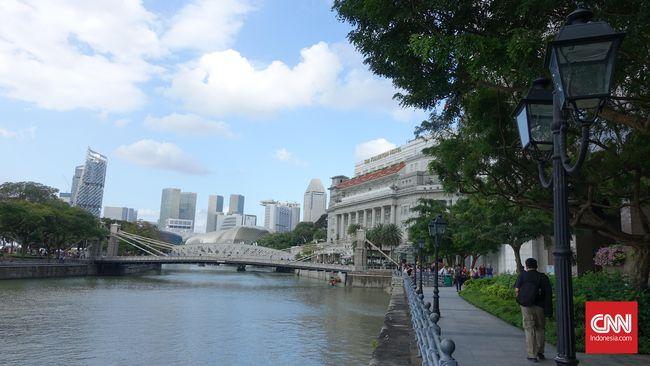 WNI di Singapura, Arfi Bambani berpendapat penanganan Covid pemerintah setempat bisa jadi contoh bagi Indonesia, terutama kota besar seperti Jakarta.