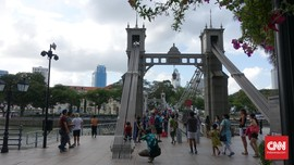 Singapura, Surga Pajak RI yang Terpukul Resesi Ekonomi