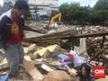Ratapan Pengusaha Aksesoris di Reruntuhan Kalijodo