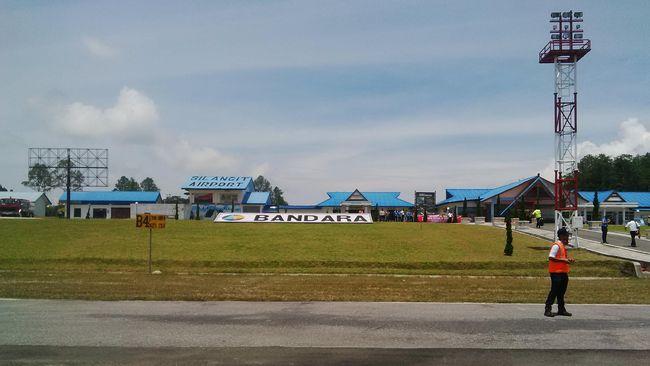 Bandara Silangit Baru Diresmikan Desember 2016