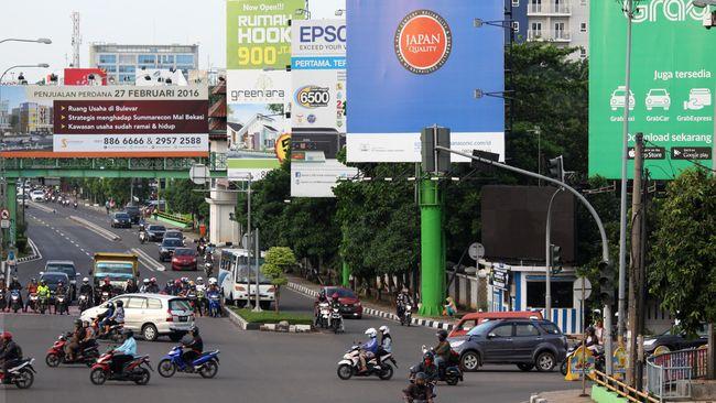 Pemprov DKI bersama KPK, Polda Metro Jaya, dan Kejati DKI bakal melakukan penertiban 60 papan reklame ilegal. Peneritban dilakukan dengan penyegelan.