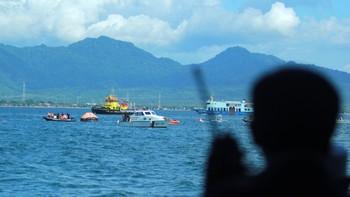 Kapal Pengayoman Tenggelam di Nusakambangan